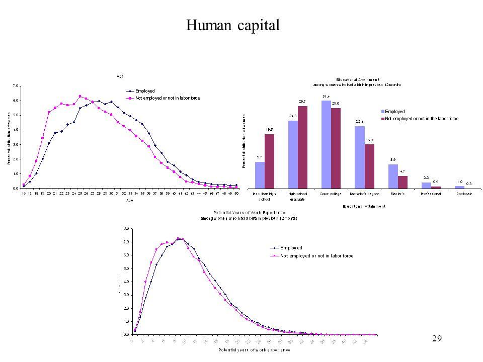 29 Human capital