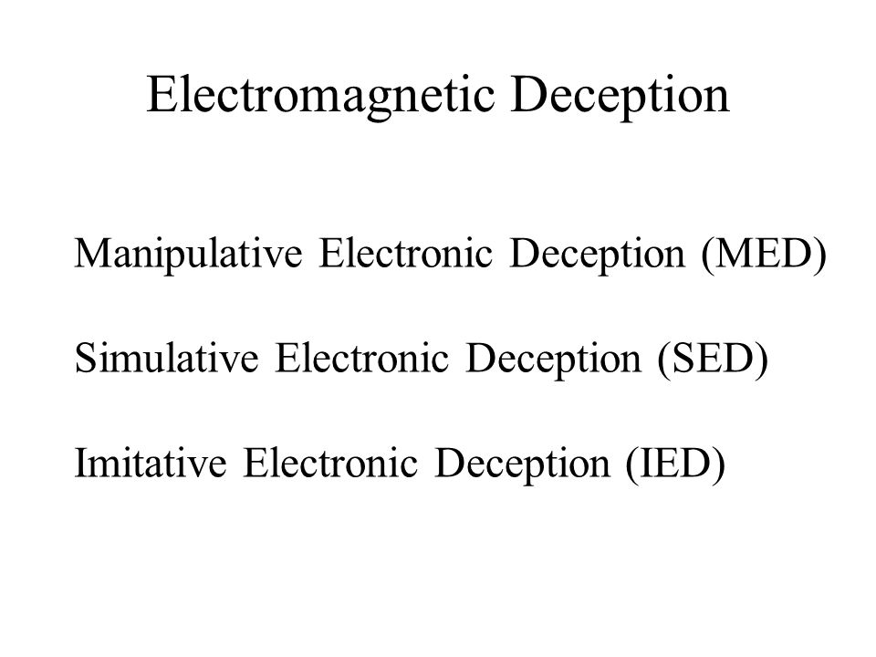 Electronic Protection (EP) Action taken to protect the friendly use of the spectrum, associated personnel, equipment and facilities Deny the enemy effective use of electronic warfare capabilities Ensure friendly electronic warfare operations will not disturb friendly combat capabilities