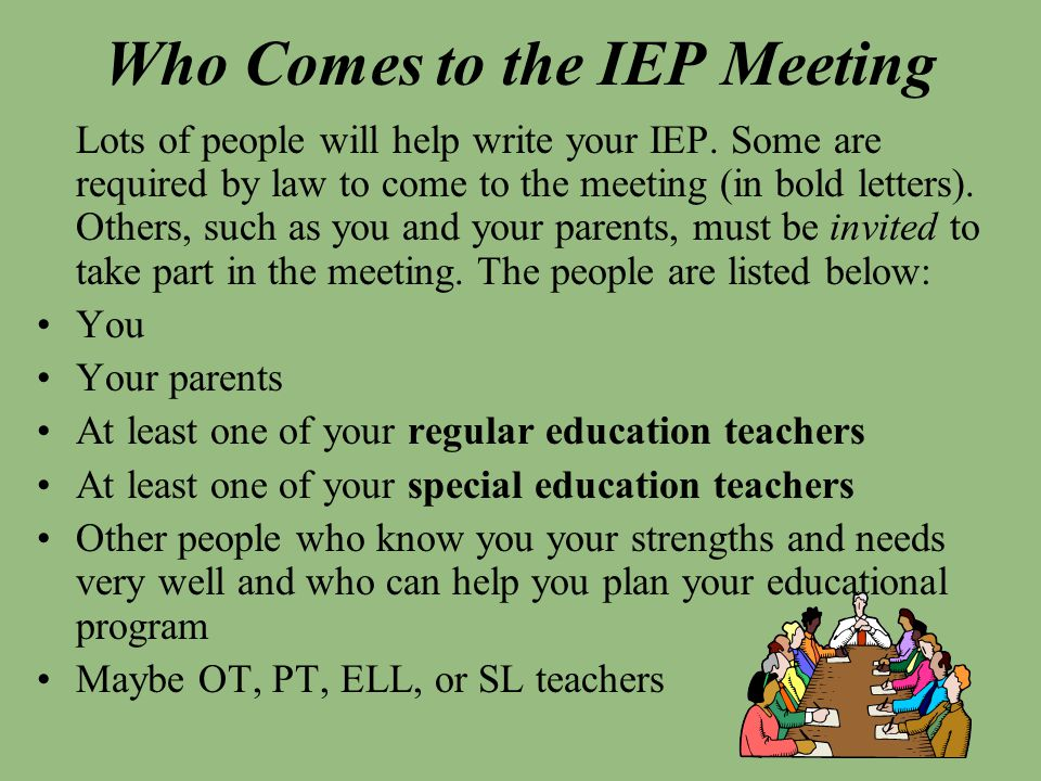 How Often is the IEP Meeting Held and How Long Does an IEP Meeting Last.
