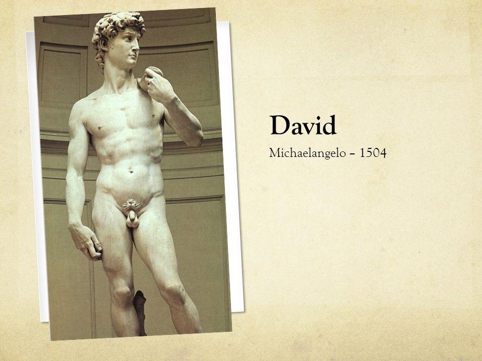 David Michaelangelo – 1504
