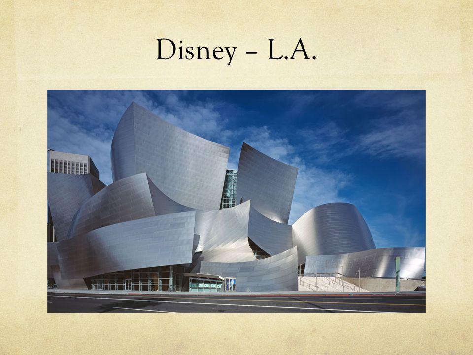 Disney – L.A.
