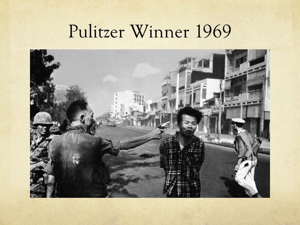 Pulitzer Winner 1969