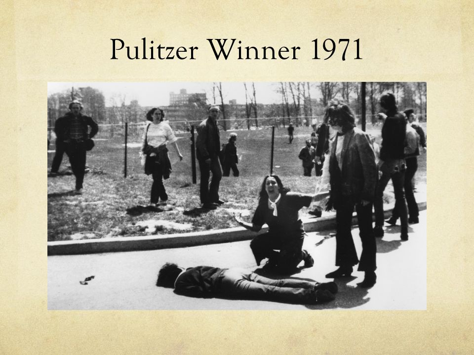Pulitzer Winner 1971
