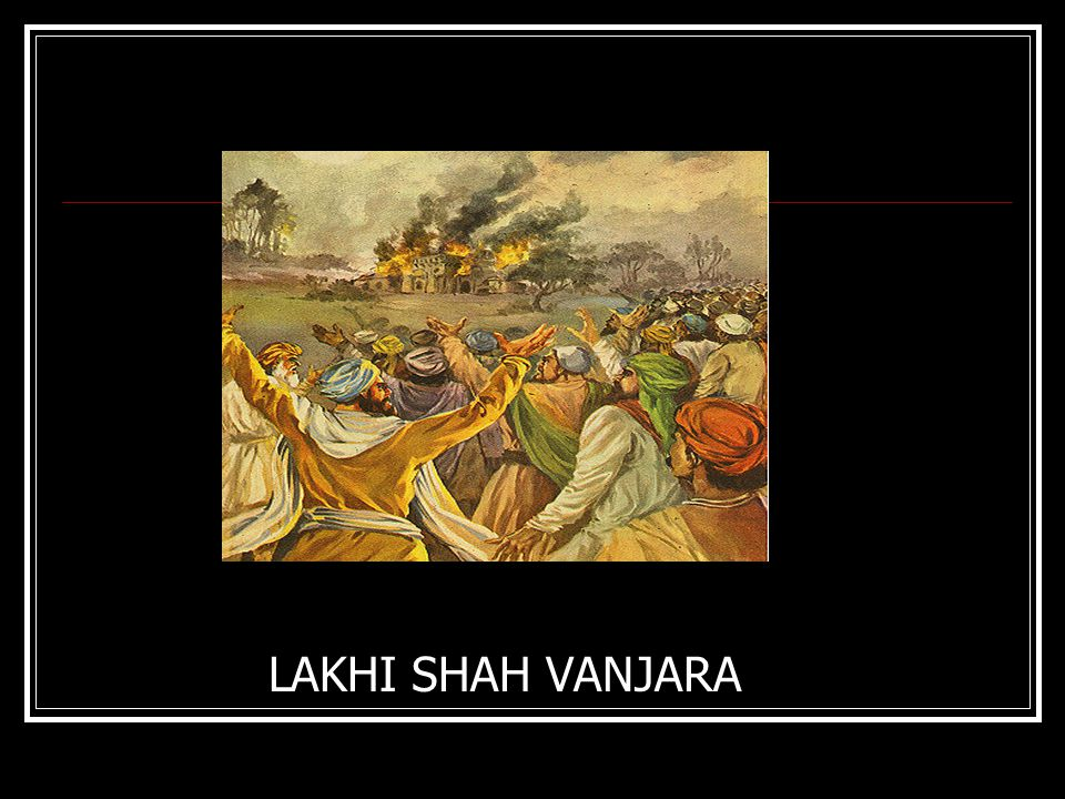 LAKHI SHAH VANJARA