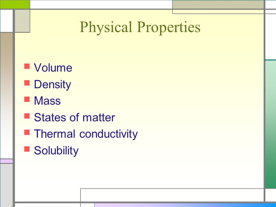 11.Solubility is the ability of a substance to dissolve in another substance ex.