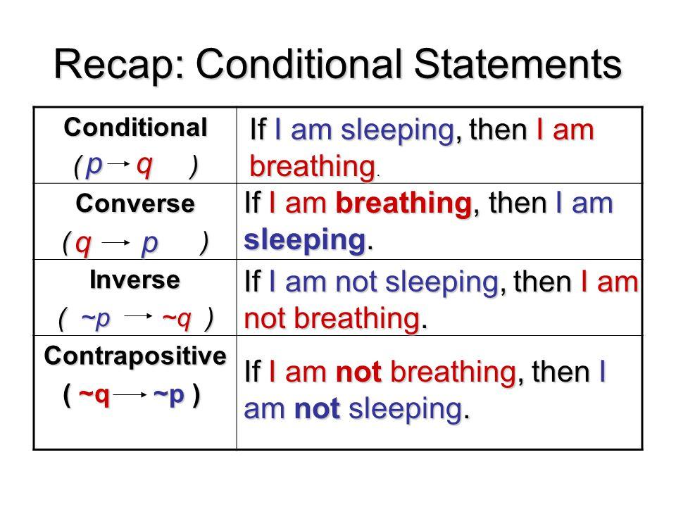 f0a069e383c2e5 Presentation  quot 2.2  If-Then Statements p. 76-83. 4