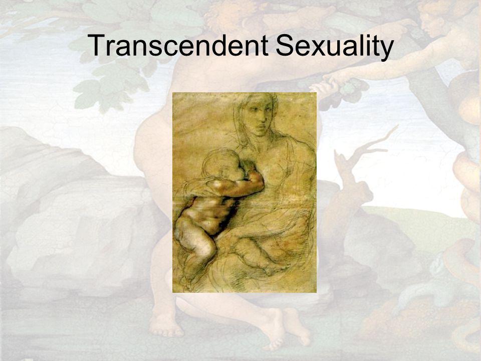 Transcendent Sexuality
