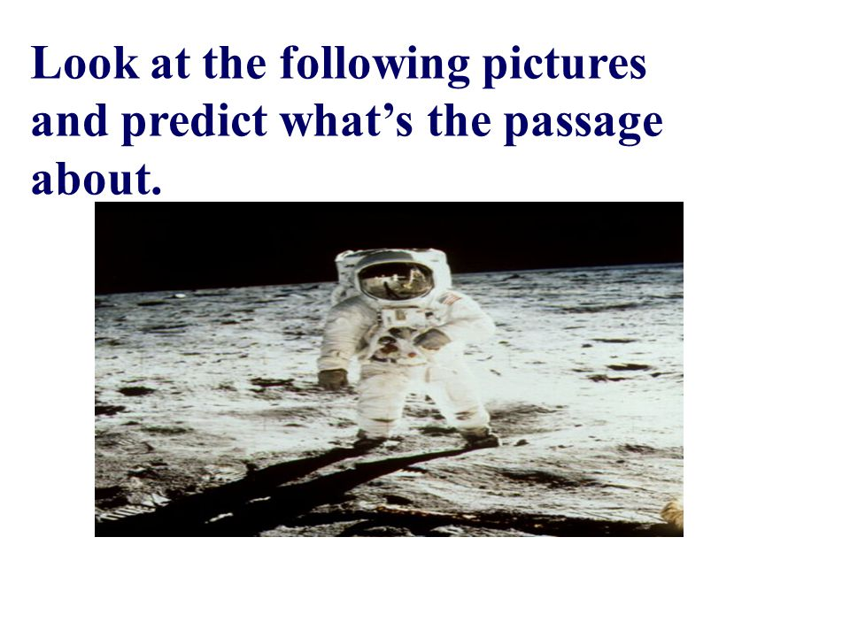 Look at the following pictures and predict what's the passage about.