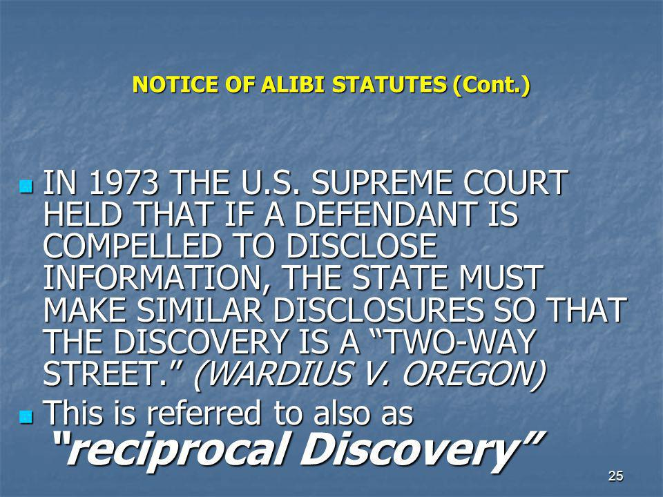 26 EXCULPATORY EVIDENCE IS EVIDENCE THAT TENDS TO SHOW INNOCENCE IS EVIDENCE THAT TENDS TO SHOW INNOCENCE This is THE DUTY TO DISCLOSE EVIDENCE TENDING TO SHOW THE INNOCENCE OF AN ACCUSED This is THE DUTY TO DISCLOSE EVIDENCE TENDING TO SHOW THE INNOCENCE OF AN ACCUSED A PROSECUTOR HAS A DUTY TO DISCLOSE EVIDENCE FAVORABLE TO AN ACCUSED UPON REQUEST, WHERE THE EVIDENCE IS MATERIAL TO GUILT OR INNOCENCE A PROSECUTOR HAS A DUTY TO DISCLOSE EVIDENCE FAVORABLE TO AN ACCUSED UPON REQUEST, WHERE THE EVIDENCE IS MATERIAL TO GUILT OR INNOCENCE LAW ENFORCEMENT OFFICERS ARE PART OF THE PROSECUTION AND ALSO HAVE A DUTY OF DISCLOSURE LAW ENFORCEMENT OFFICERS ARE PART OF THE PROSECUTION AND ALSO HAVE A DUTY OF DISCLOSURE