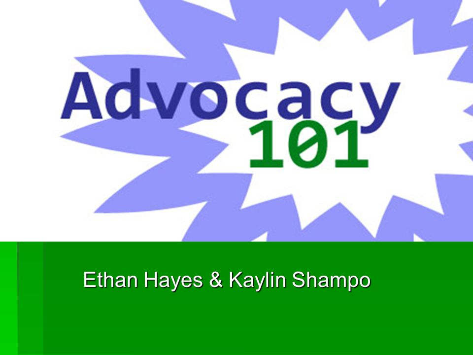 Ethan Hayes & Kaylin Shampo