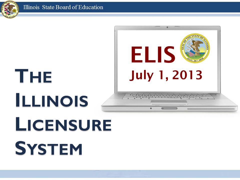 ELIS July 1, 2013