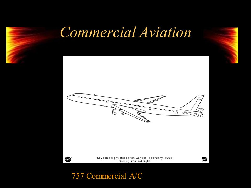 Commercial Aviation 737 Commercial A/C