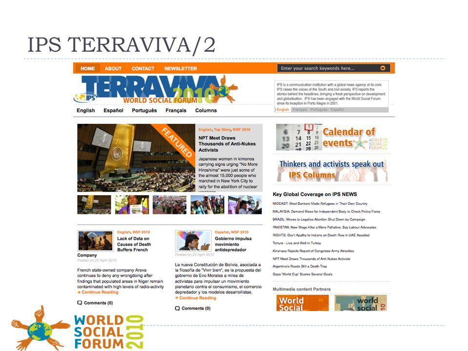 IPS TERRAVIVA/2