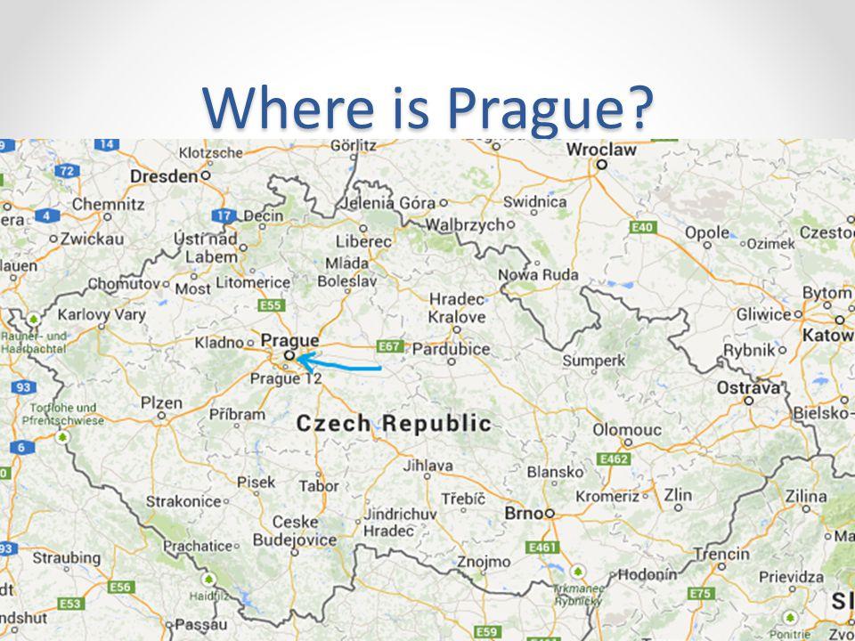Where is Prague