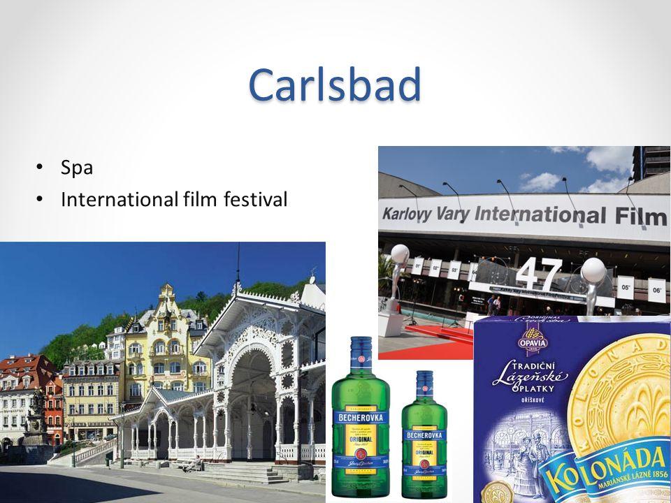 Carlsbad Spa International film festival