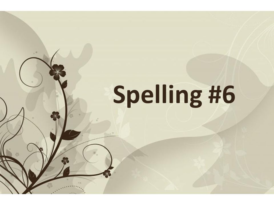 Free Powerpoint TemplatesPage 1Free Powerpoint Templates Spelling #6