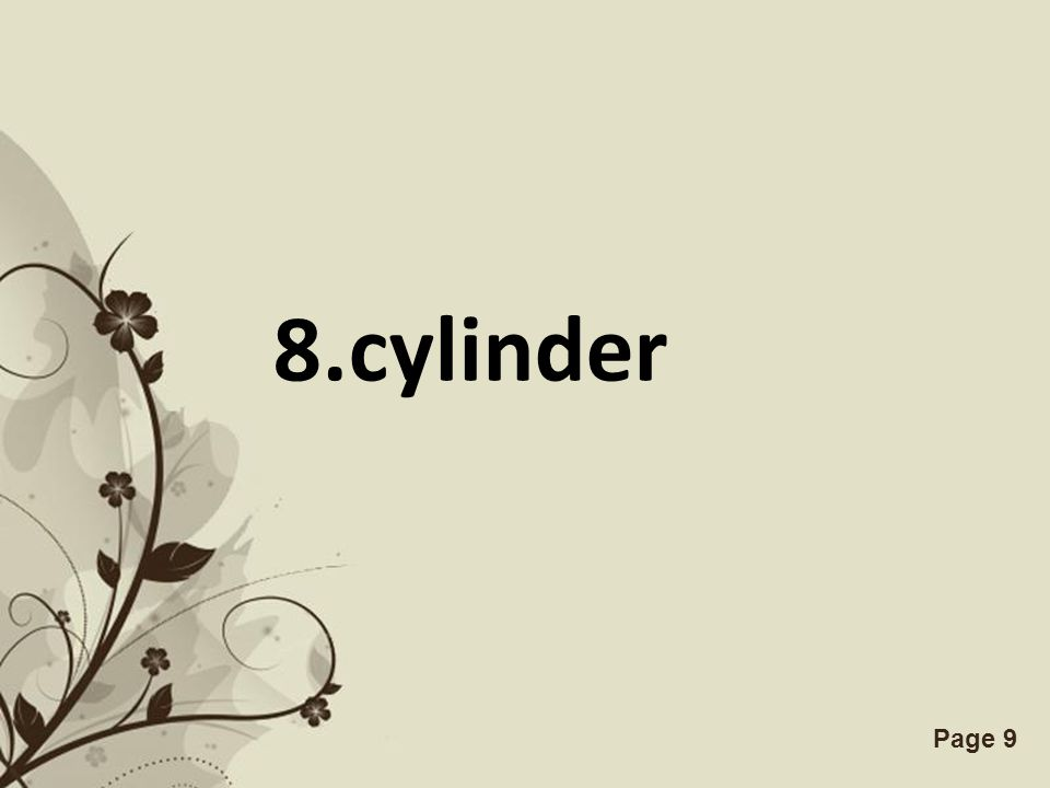 Free Powerpoint TemplatesPage 9 8.cylinder