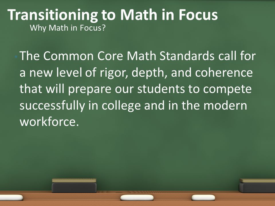 Differentiation in Math in Focus: On Level Learners have experiences that will solidify their learning.