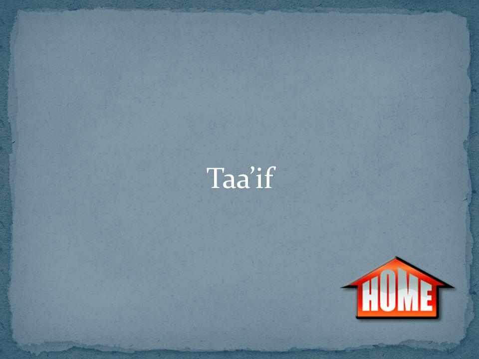 Taa'if