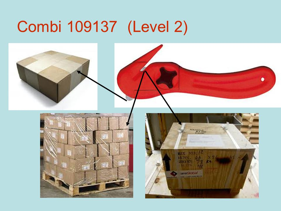 Combi 109137 (Level 2)