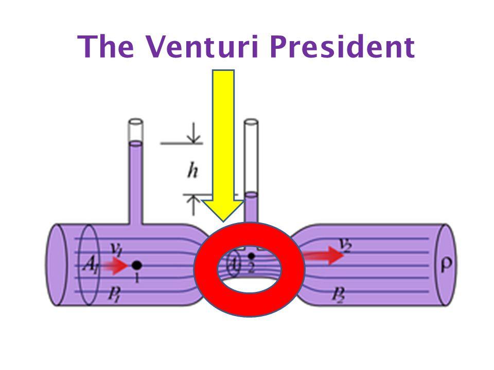 The Venturi President