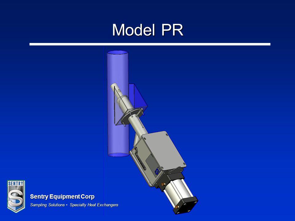 Sentry Equipment Corp Sampling Solutions Specialty Heat Exchangers Model PR