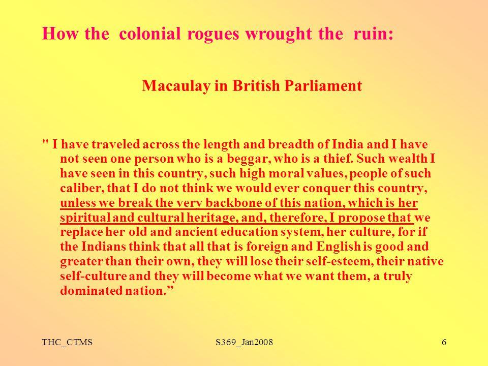 THC_CTMSS369_Jan20086 Macaulay in British Parliament