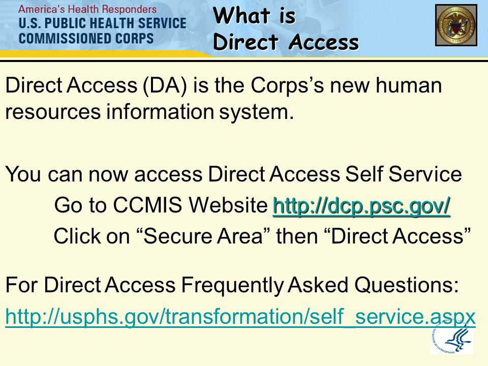 The OP / DA / Billet Connection Data fields will be shared between OP and DAData fields will be shared between OP and DA OP Data can then be accessed and used for multiple purposes to meet officer, agency, personnel, and readiness objectivesOP Data can then be accessed and used for multiple purposes to meet officer, agency, personnel, and readiness objectives Individual officer's OP data will be able to be matched directly to position requirements and/or preferences in the new billet system for an officer looking for jobs or hiring officials looking for officersIndividual officer's OP data will be able to be matched directly to position requirements and/or preferences in the new billet system for an officer looking for jobs or hiring officials looking for officers