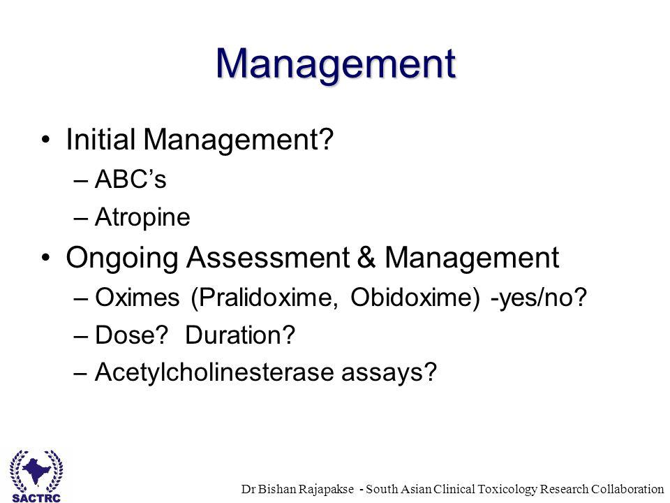 Management Initial Management.