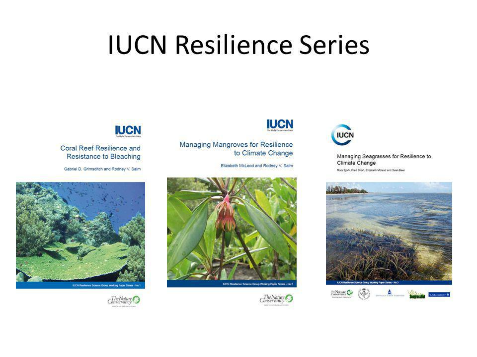 IUCN Resilience Series