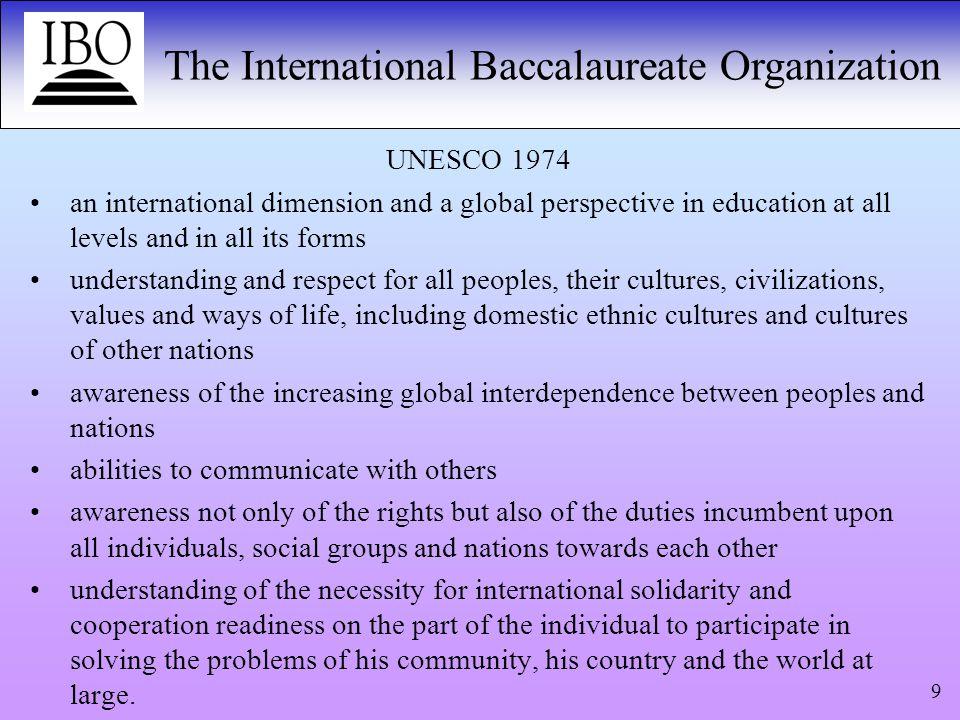 The International Baccalaureate Organization 10 IBNA DP 582,MYP 163, PYP 71 IBLA DP 173,MYP 28, PYP 39 IBAEM DP 431,MYP 88, PYP 68 IBAP DP 162,MYP 87, PYP 67
