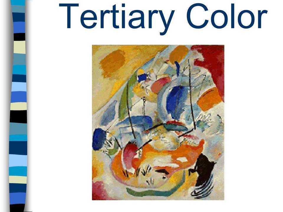 Tertiary Color