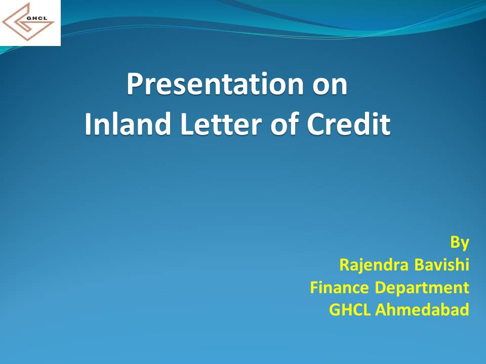 MEANING What is Letter of Credit (LC).