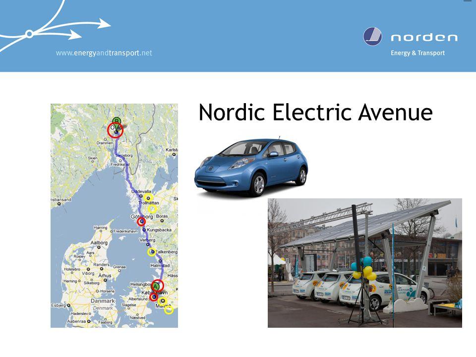 Nordic Electric Avenue