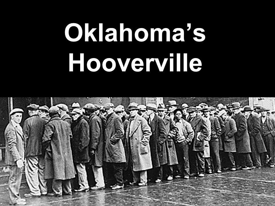 Oklahoma's Hooverville