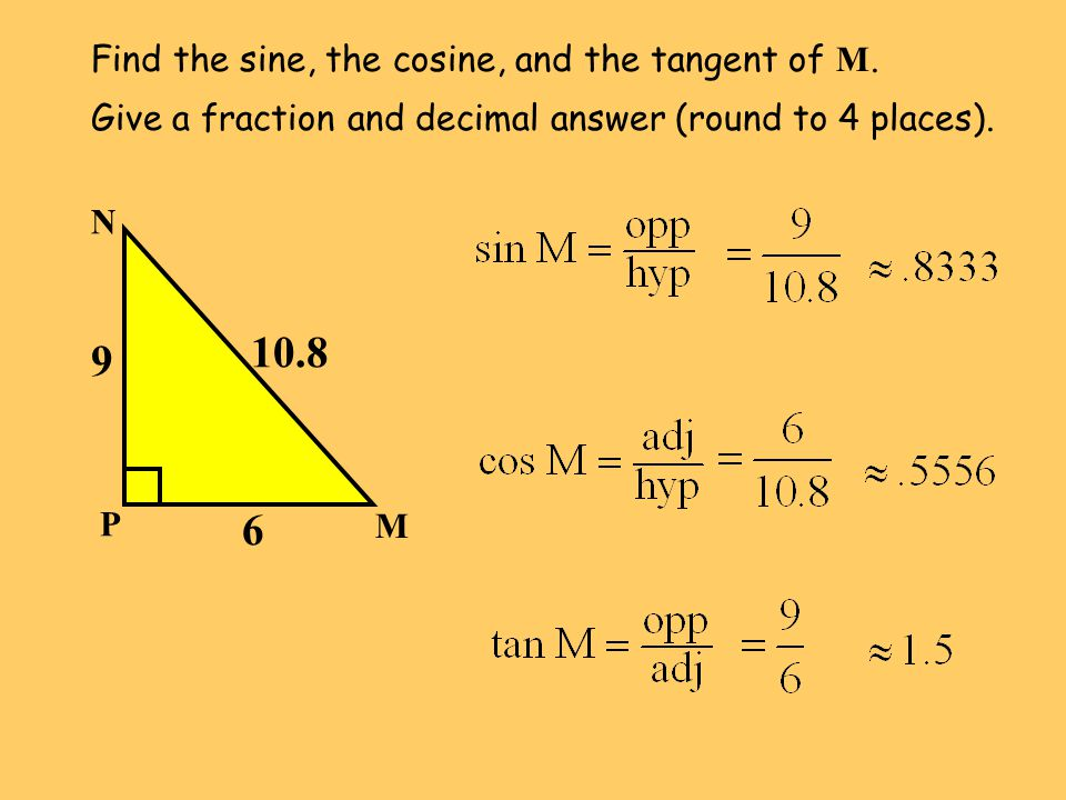 Angle of Elevation If an observer looks UPWARD toward an object, the angle the line of sight makes with the horizontal.