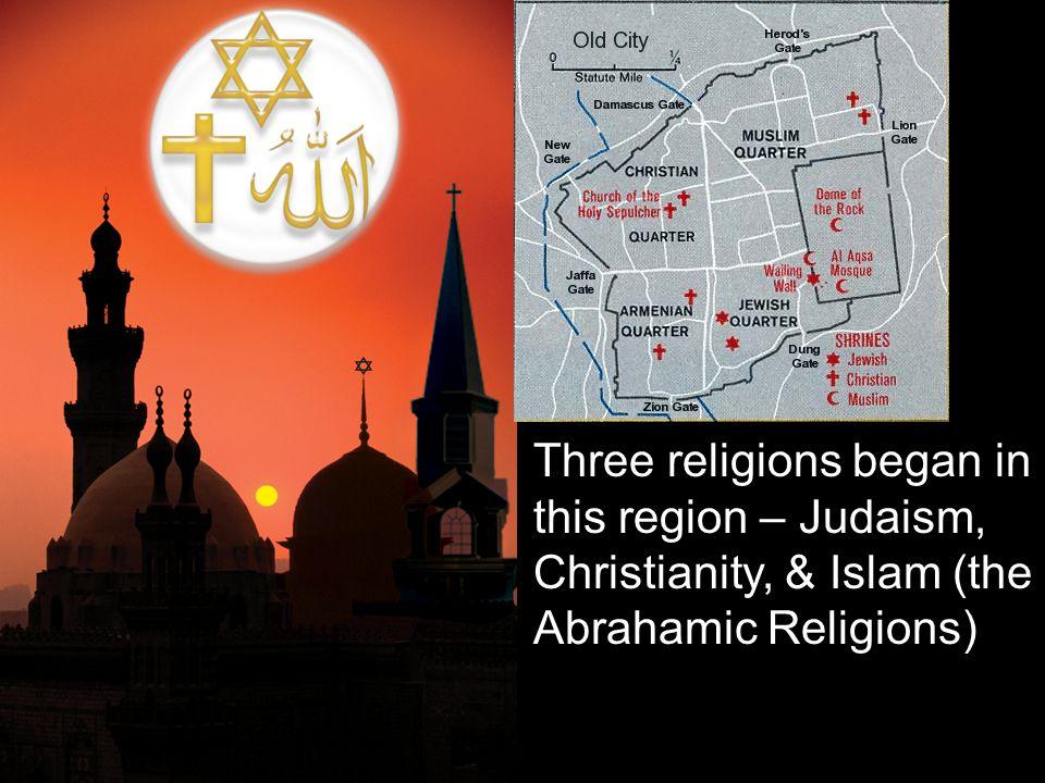 Monotheism spreads Great Famine – Hebrews flee to Egypt.