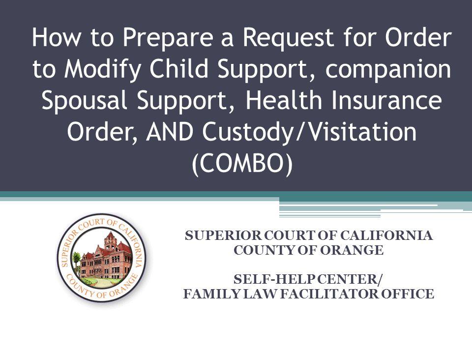 Child Custody and Visitation Attachment Item 2.d.