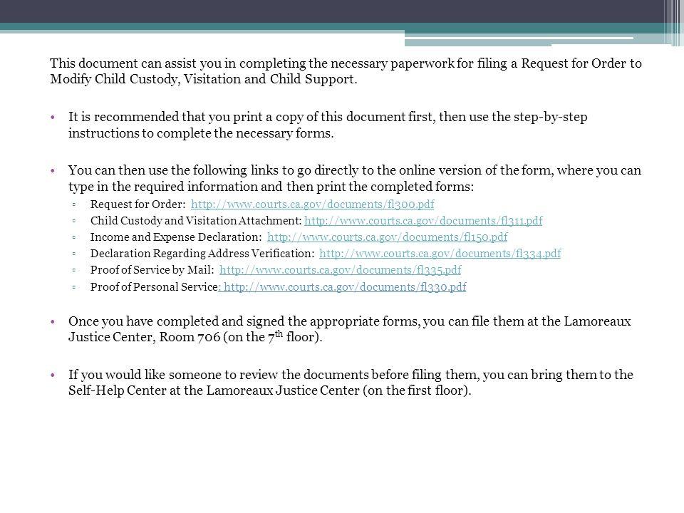 Declaration Regarding Address Verification Item 3.a.