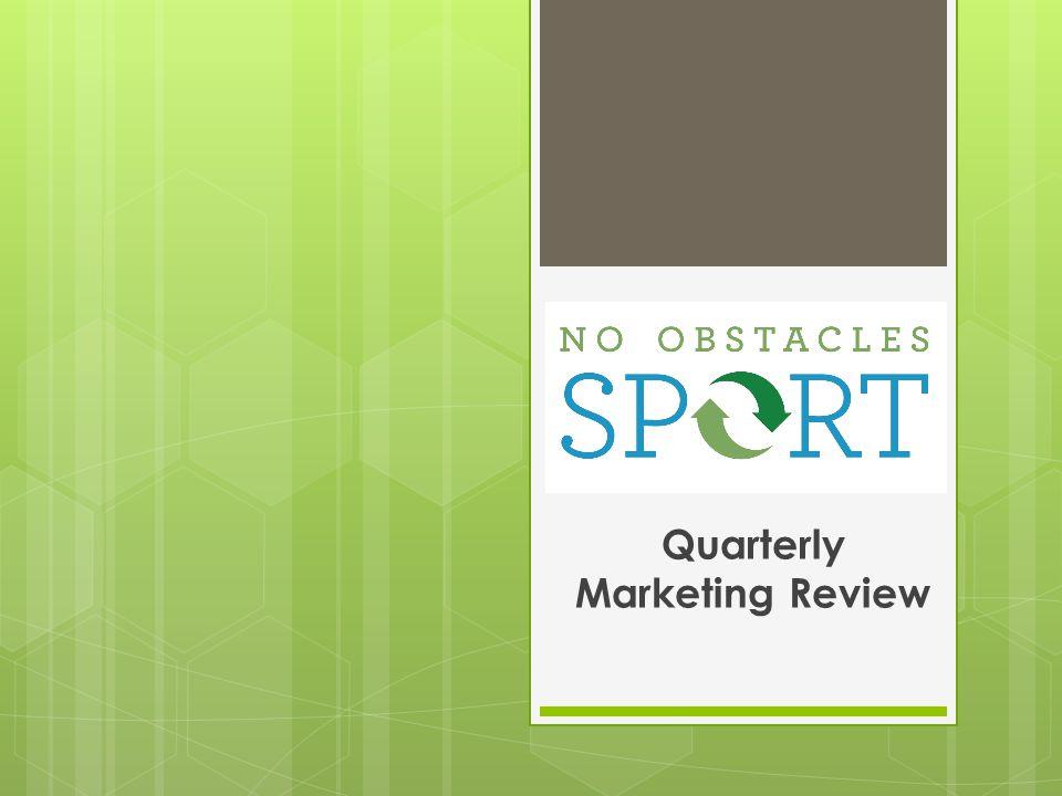 Quarterly Marketing Review