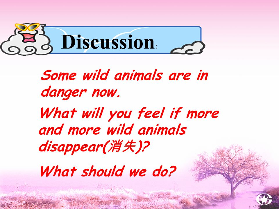Say something about these wild animals: A … lives in …. It is …. It likes to eat… … Talk about its living area, appearance( 长 相 ), personality( 性格 ),
