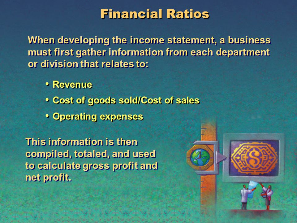 Explain how the income statement is utilized by businesses.