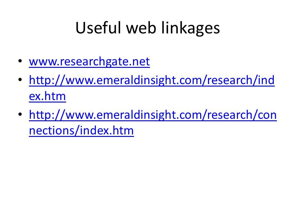 www.researchgate.net http://www.emeraldinsight.com/research/ind ex.htm http://www.emeraldinsight.com/research/ind ex.htm http://www.emeraldinsight.com