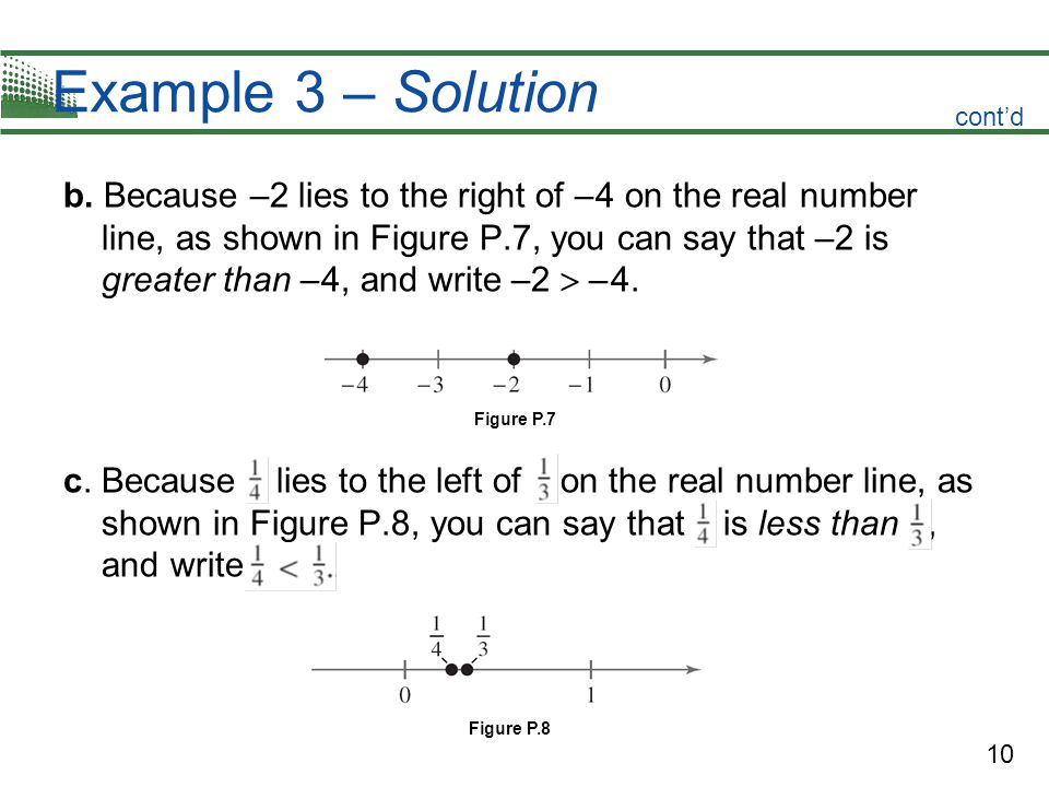 11 Example 3 – Solution d.