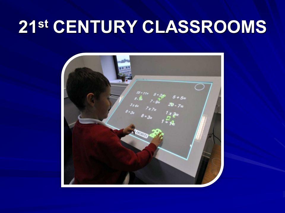 21 st CENTURY CLASSROOMS