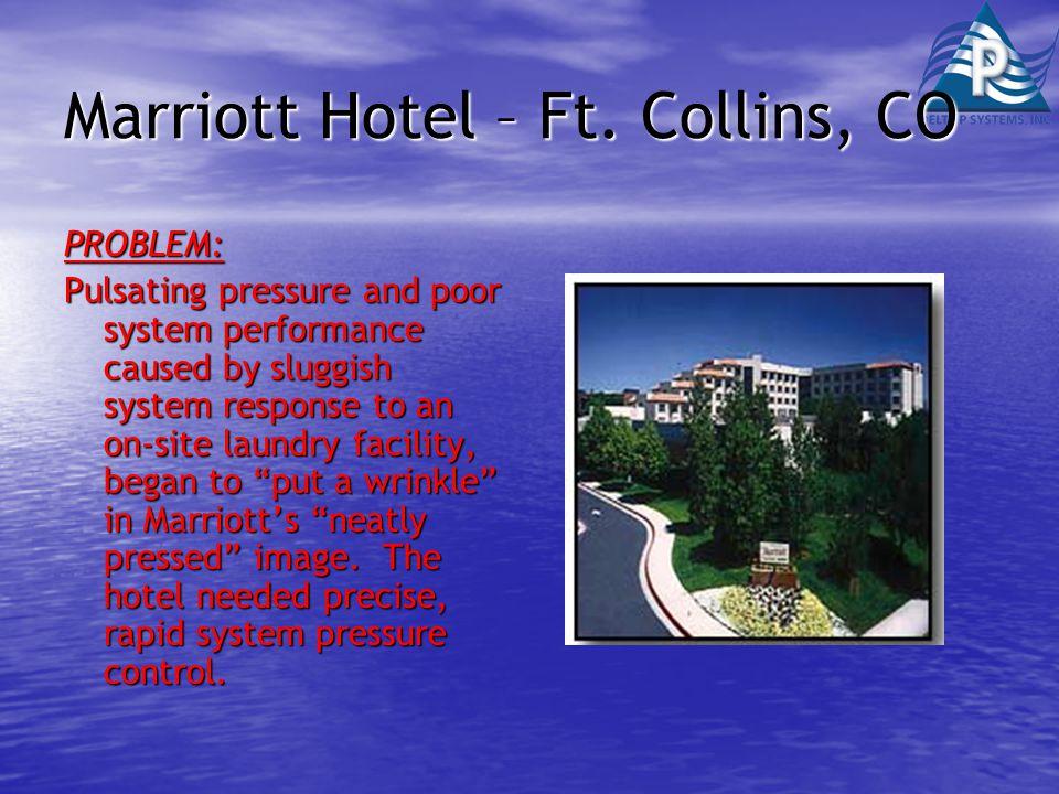Marriott Hotel – Ft.