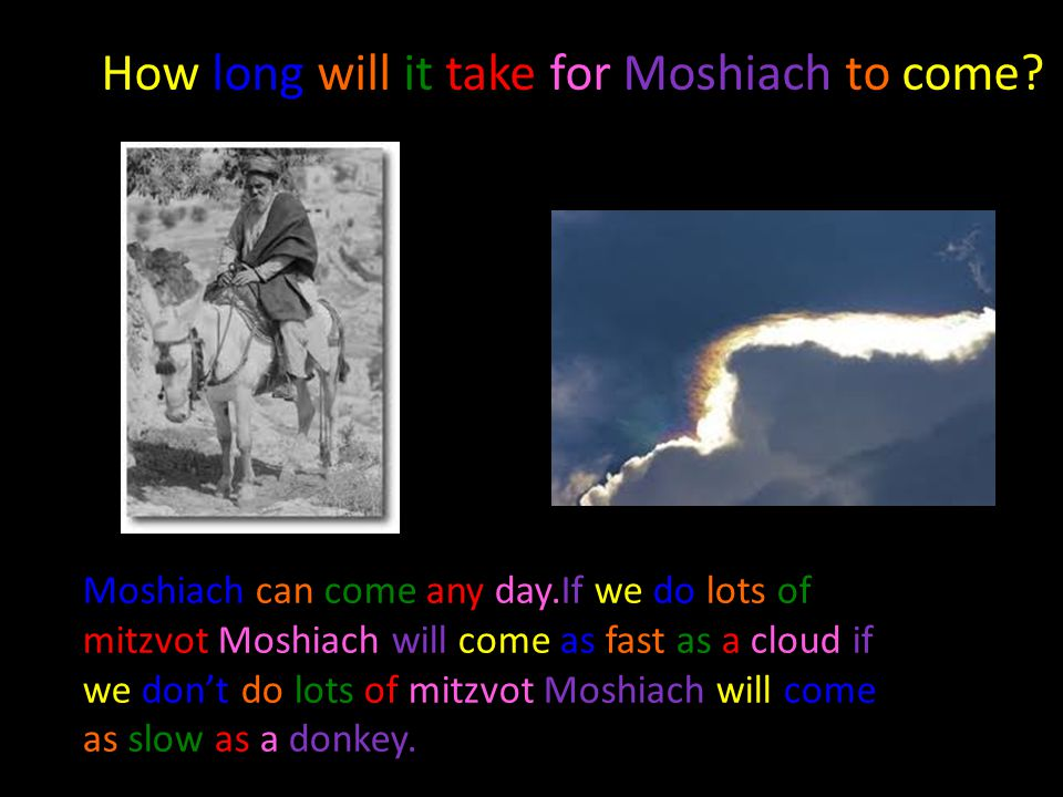 Why is it so important to believe in Moshiach.