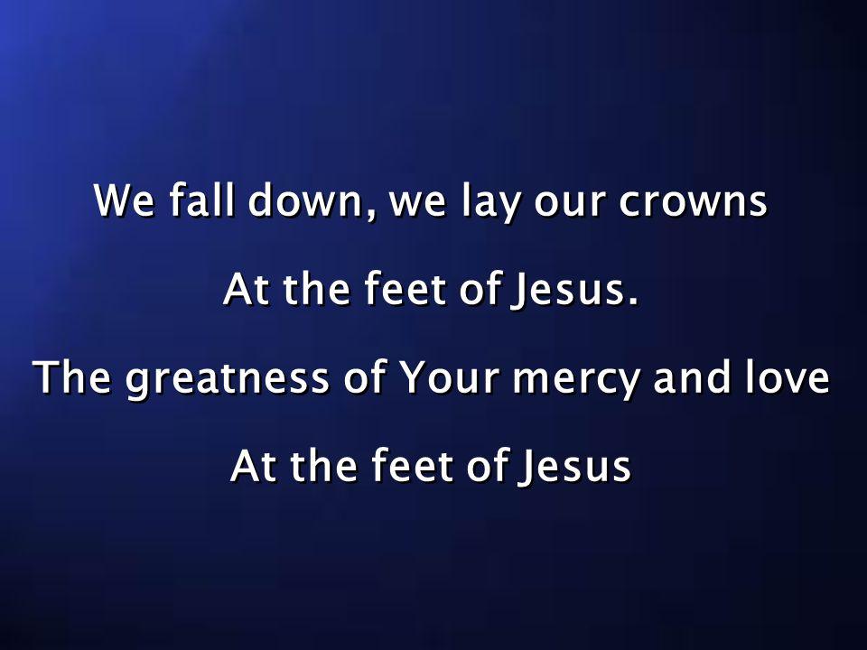And we cry Holy, holy, holy We cry Holy, holy, holy Is the Lamb And we cry Holy, holy, holy We cry Holy, holy, holy Is the Lamb