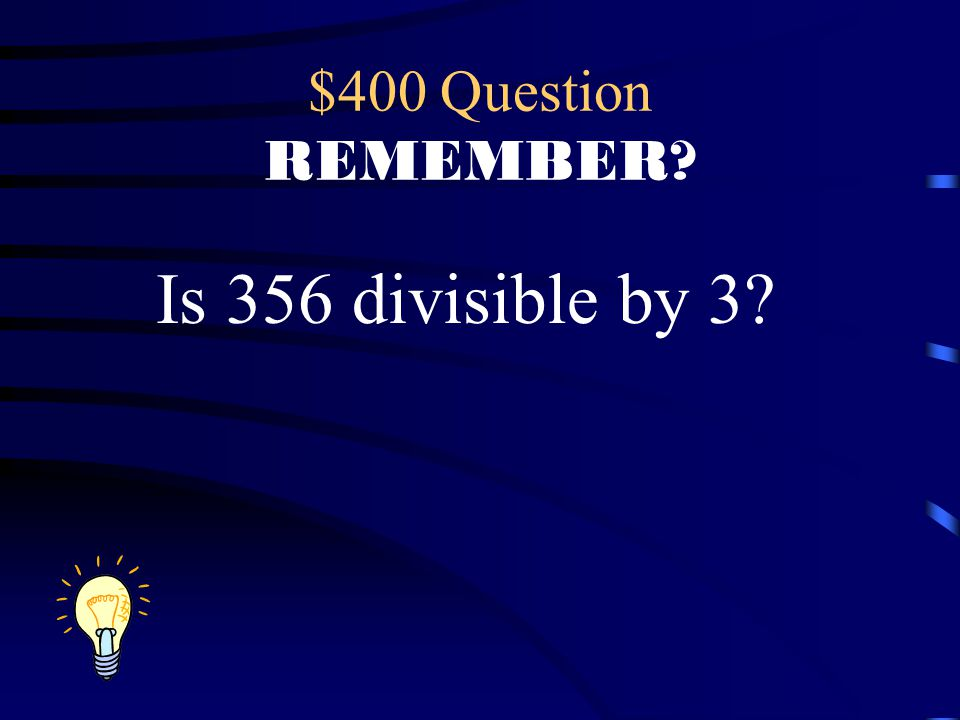 $300 Answer from H5 10