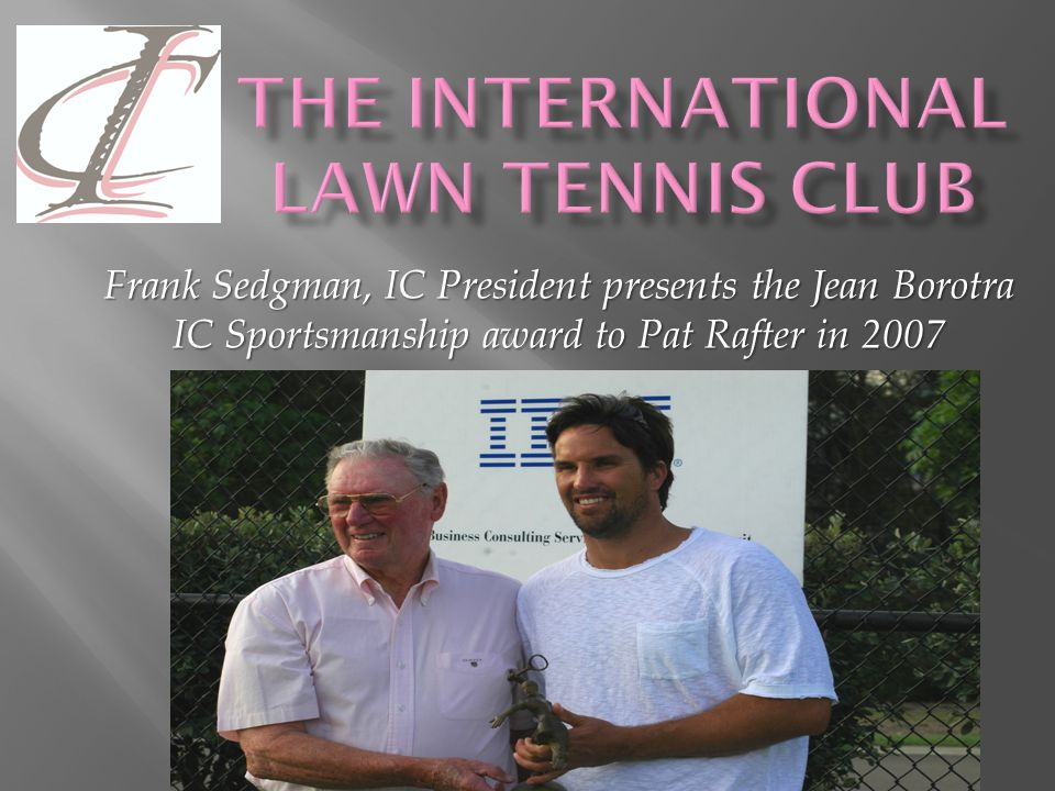 Gabriella Sabatini gives an IC clinic to underprivileged kids in Argentina in 2007 Gabriella Sabatini gives an IC clinic to underprivileged kids in Ar